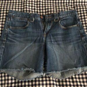 J.Crew Denim Shorts - Size 6